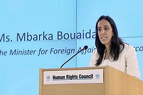 Minister Delegate for Foreign Affairs Mbarka Bouaida welcomed, on Tuesday in Geneva, the growing international awareness against torture.
