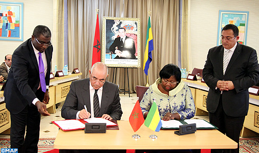Morocco-Gabon Set up Agreement on Development, Investment