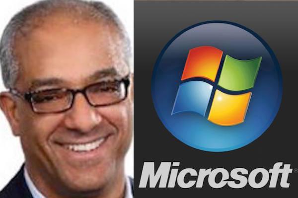 Moroccan Aziz Benmalek Appointed Vice-President at Microsoft's WWHCS