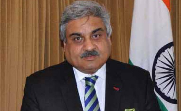 Secretary (East) in the Indian Ministry of External Affairs, Anil Wadhwa