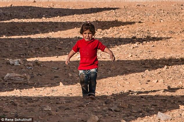 Syrian girl 2