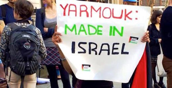 Yarmouk: A Catastrophe Made in Israel