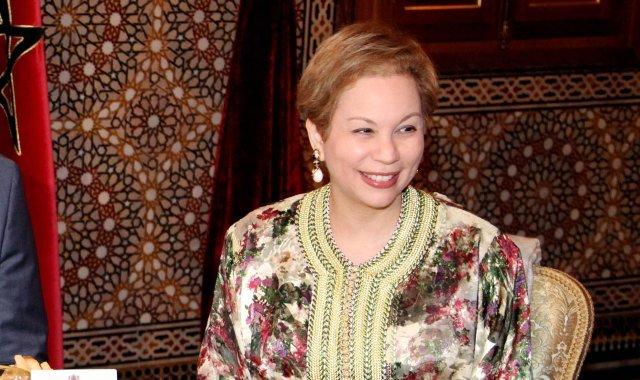 Princess Lalla Joumala Alaoui, Moroccan Ambassador to the United States of America