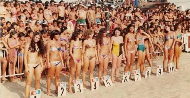 miss tahiti 1982 in casablanca