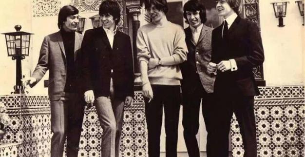 The Rolling Stones au Maroc