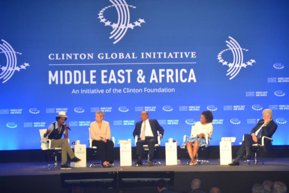 Clinton Global Initiative Middle East