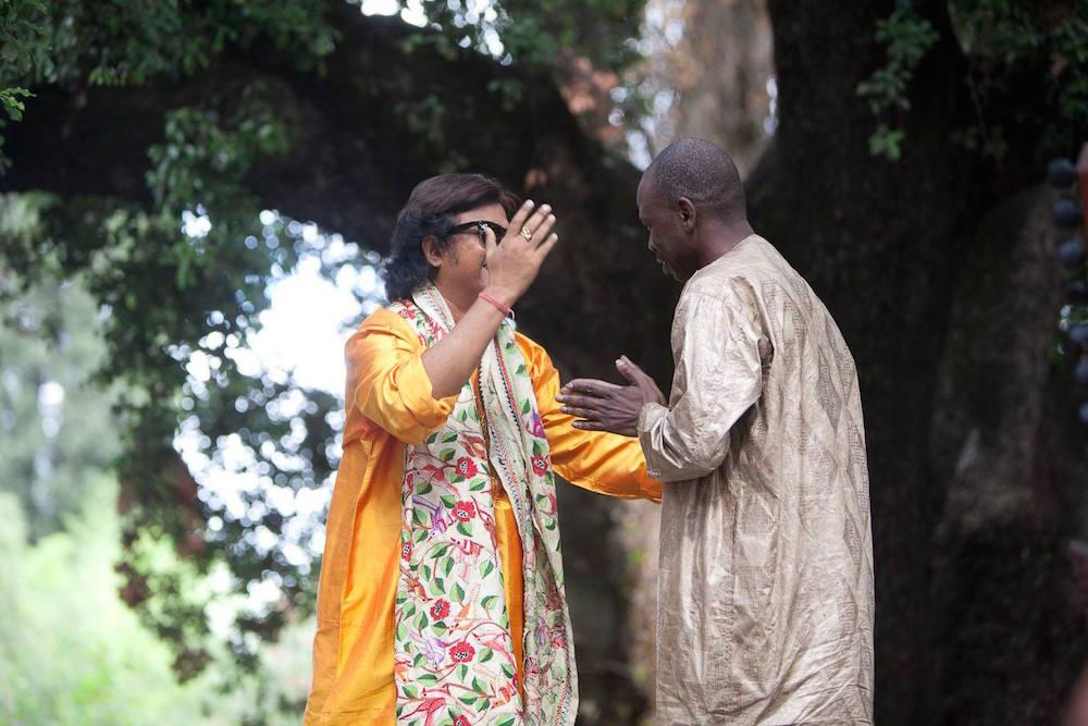 Ballake Sissoko and Debashish Bhattacharya