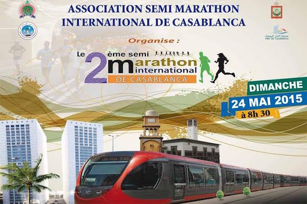 Casablanca to Host Second Annual Half Marathon
