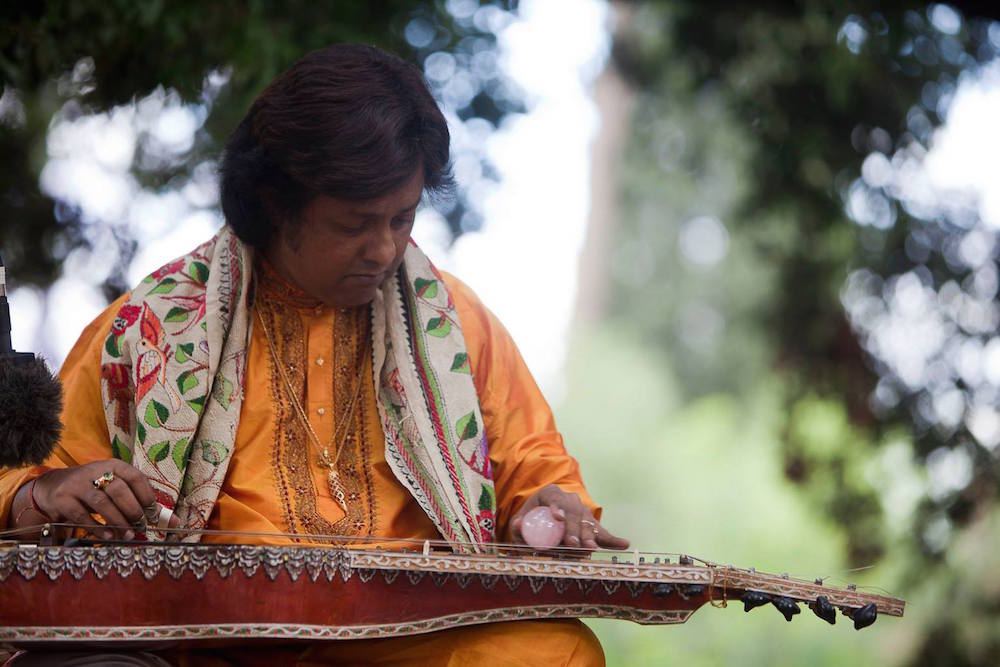 Debashish Bhattacharya from India. Photo credit: Omar Chennafi