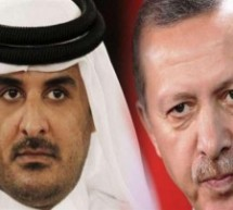 Turkey, Saudi & Qatar Unite Opposition Fronts Against Syrian Regime
