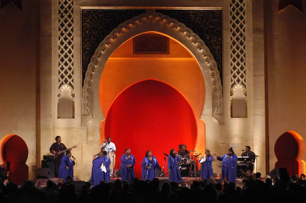 Fez Festival of World Sacred Music to Celebrate African Roots