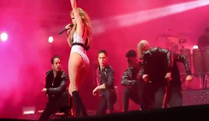 Jennifer lopez in mawazine