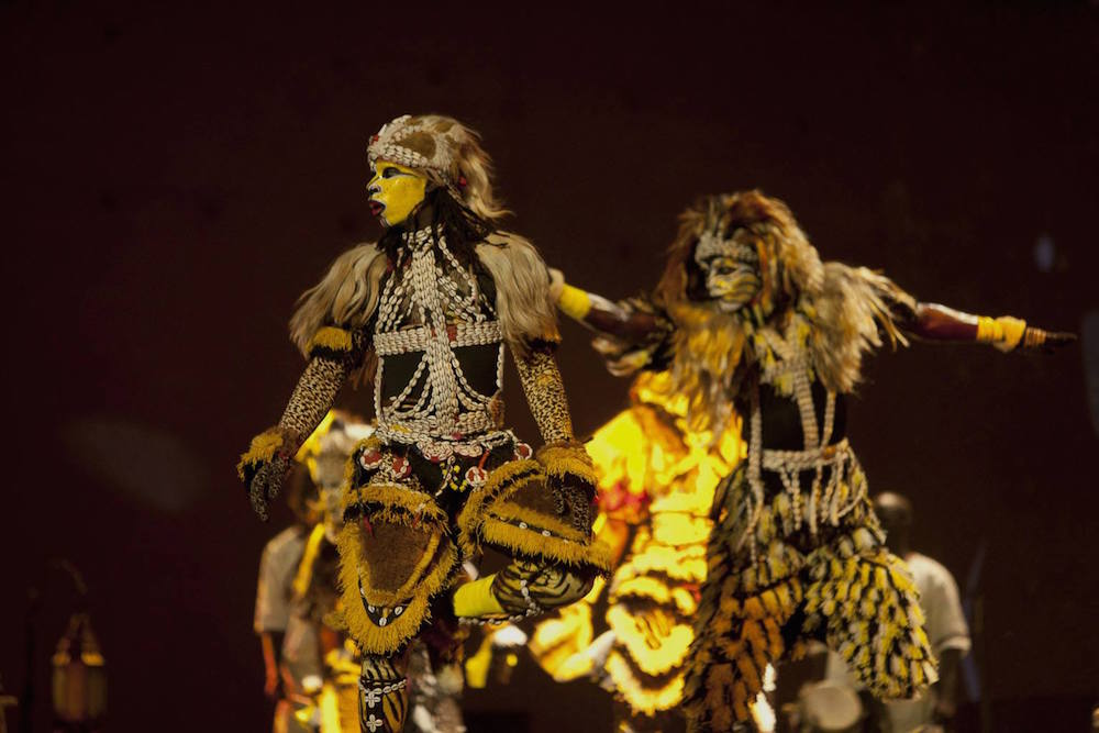 Ker Simb, Lions' Dance. Photo credit Omar Chennafi