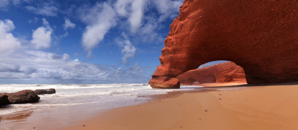 In Pictures: 10 Most Breathtaking Moroccan Beaches