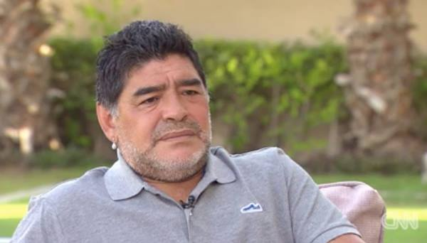 US Denies Entry Visa to Argentina's Diego Maradona After he Calls Donald Trump A 'Puppet'