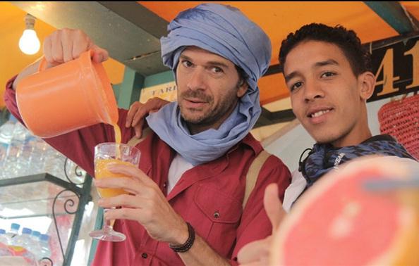 Marrakesh street food