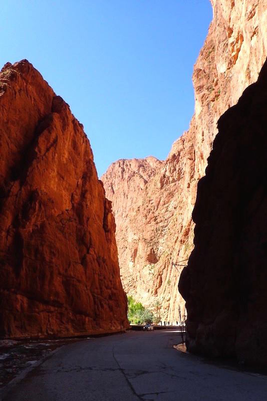 Todra Gorge, simply visiting Morocco