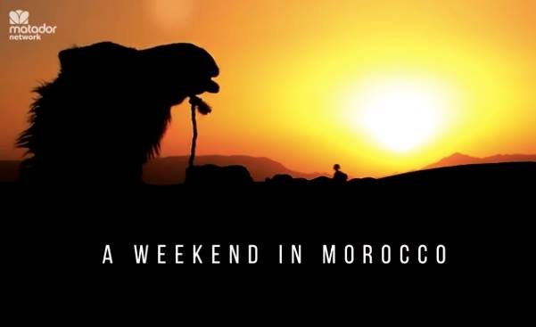 A Weekend in Morocco