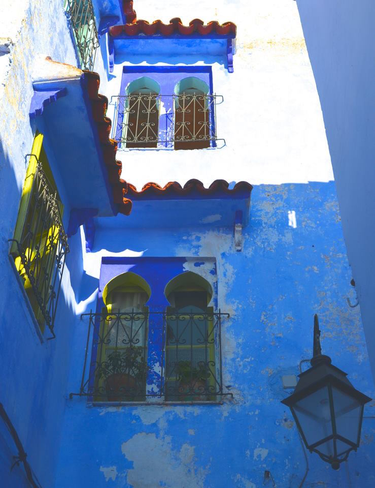 Exploring Chefchaouen- Taking The Blue City by the Horns