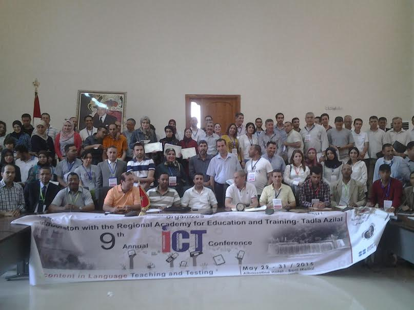 ICT conference organized by MATE