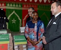 King Mohammed VI Donates Two Tons of Medicines to Ivorian Anti-Aids Program