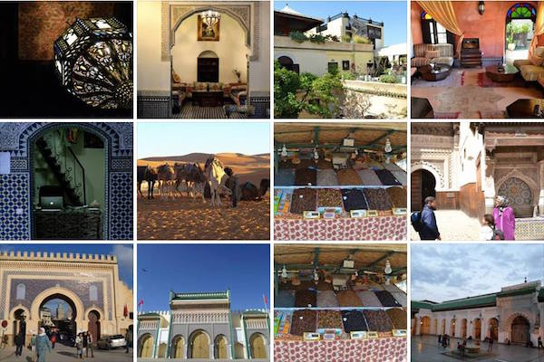 Morocco- A Guide for the Adventurer