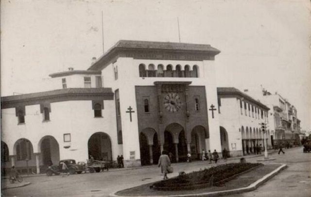 Rabat Post office 1920