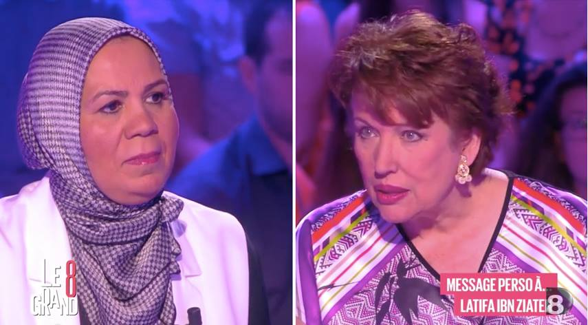 Roselyne Bachelot Moved by Latifa Ibn Ziaten's Message