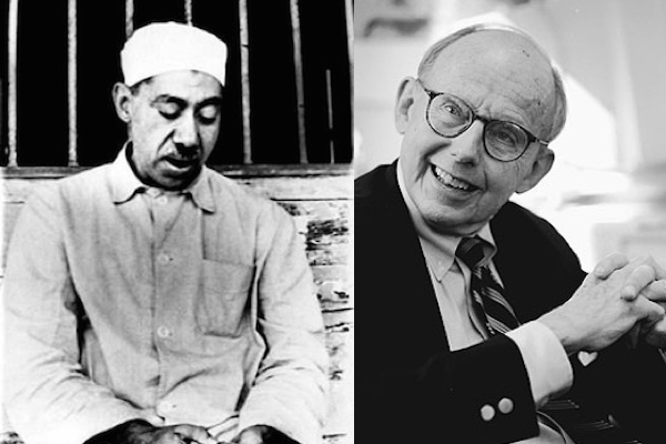 Sayyid Qutb and Samuel Huntington