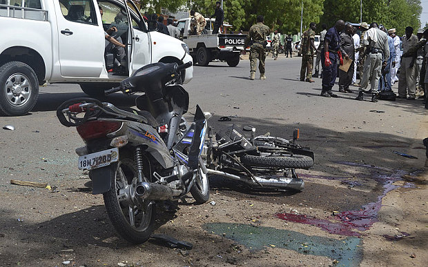 attacks against Chadian capital