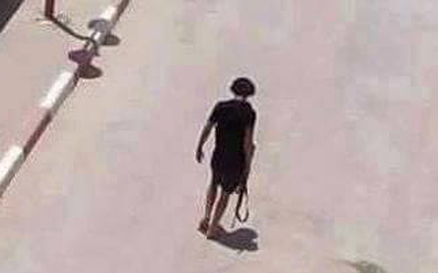 picture of Tunisia gunman