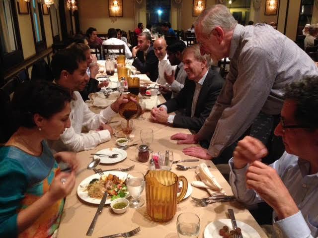 AMPA and MENACA Co-Host Ramadan Iftar
