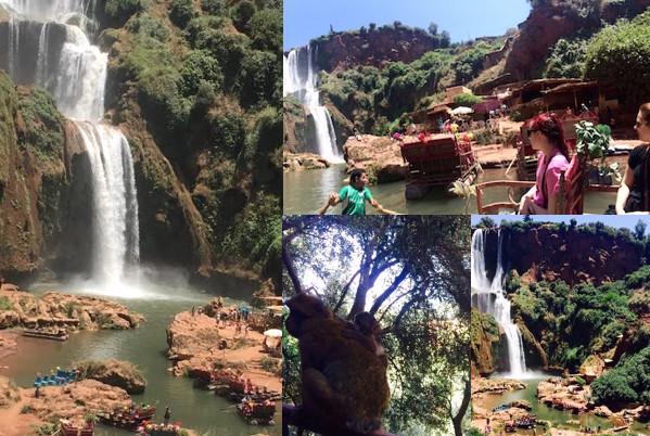 An Inside Look at Ouzoud Falls