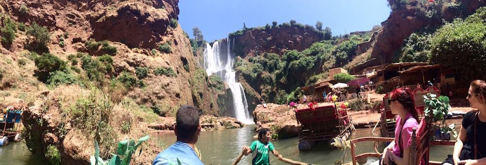 An Inside Look at Ouzoud Falls