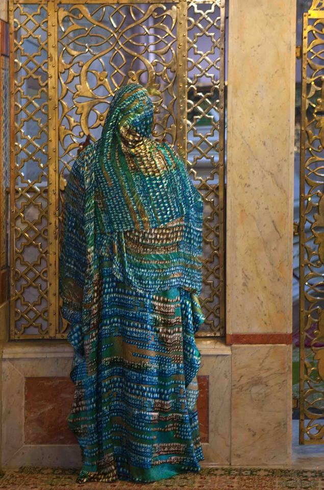 Fez, Morocco. Tijani shrine. Photo By Omar Chennafi