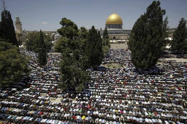 Five Reasons to Spend Your Next Ramadan in Palestine