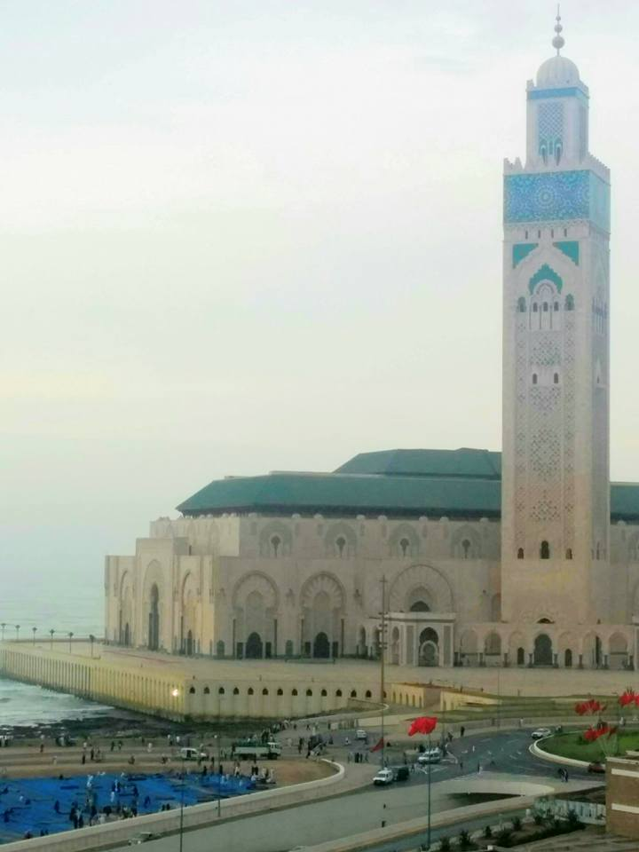 Grand Mosque of Casablanca