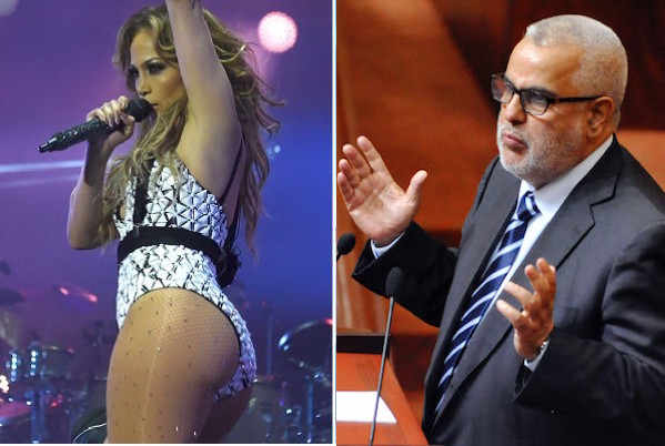 HACA Refuses Benkirane's Request to Take Action against 2M TV's Jennifer Lopez Concert