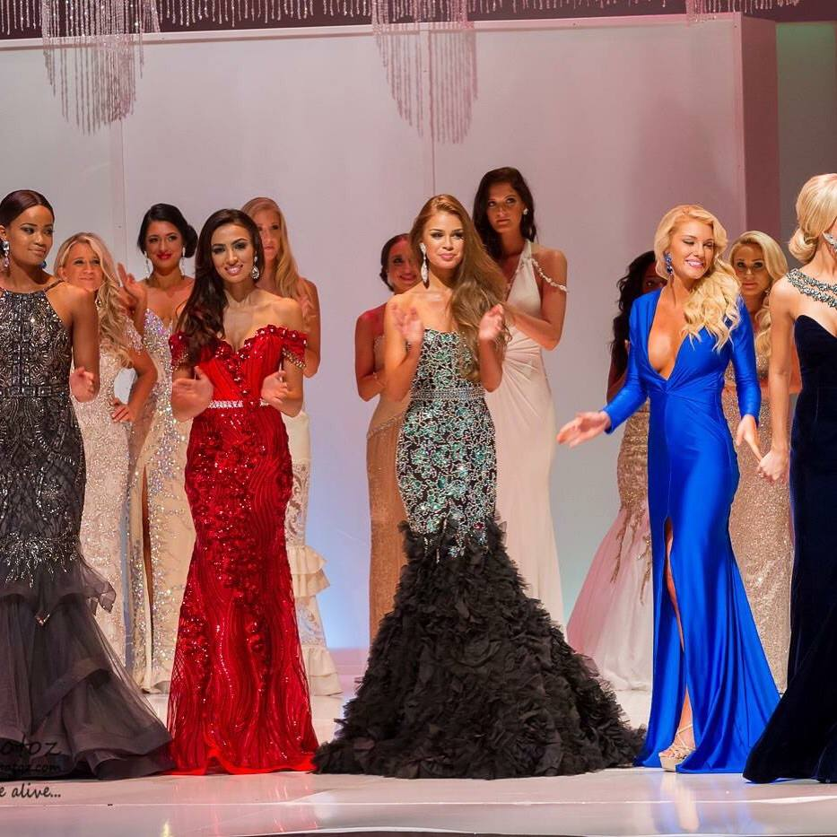 Moroccan Iman Oubou Ranks 2nd Runner up in Miss United States