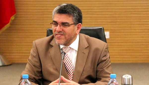 Moroccan Justice Minister, Mustapha Ramid