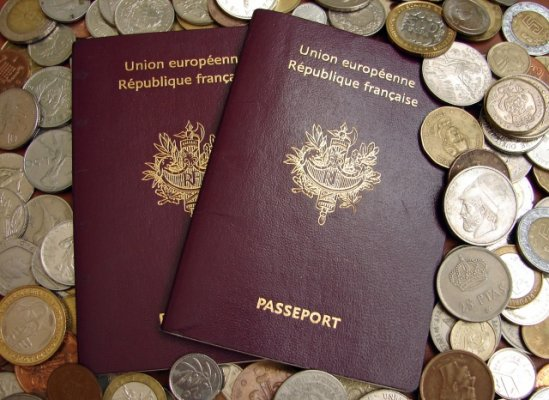 Russians included in top-10 of recipients acquired citizenship in EU