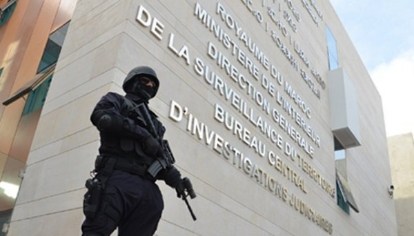 Morocco's Central Bureau of Judicial Investigation (BCIJ),
