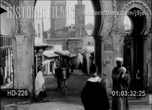 Morocco in the 1930's