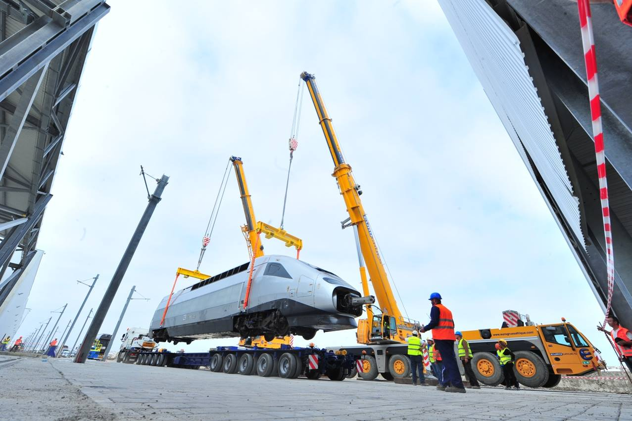 Morocco's High Speed Train to Be Inaugurated in 2017