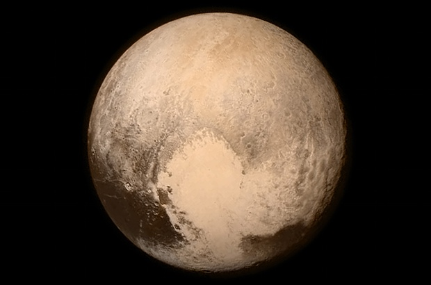 NASA's High-Resolution Images of Pluto Astonish Scientists