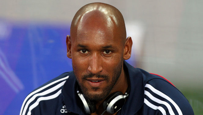 Nicolas Anelka (famous football players who converted to Islam)