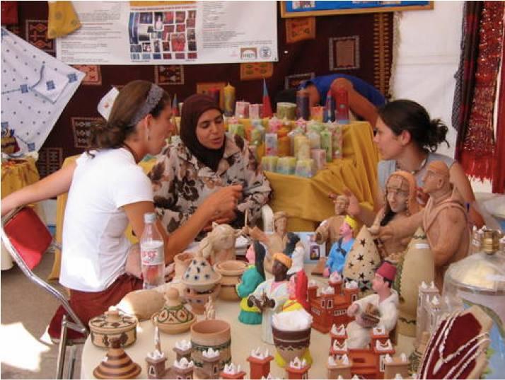 Peace Corps Volunteers at work
