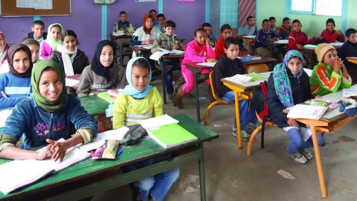 Reforming the Moroccan Educational System: A Reform of Perceptions