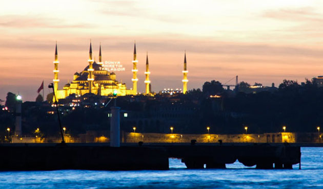 Spirituality of the Ramadan in Istanbul