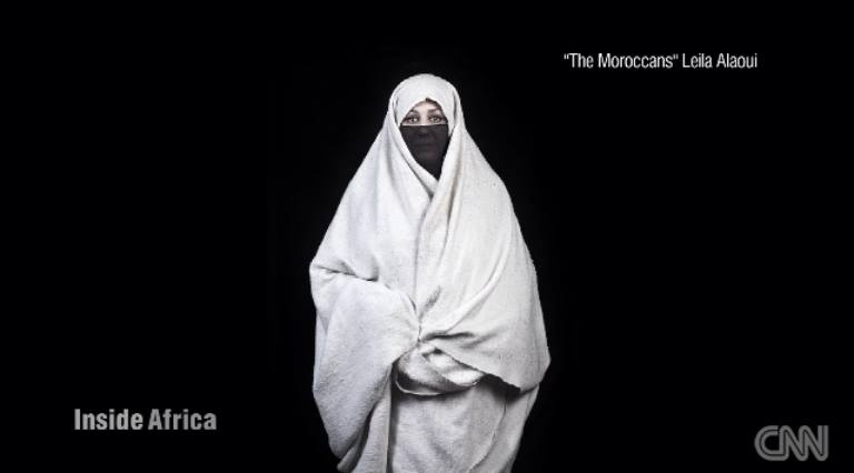 portraits by Leila Alaoui